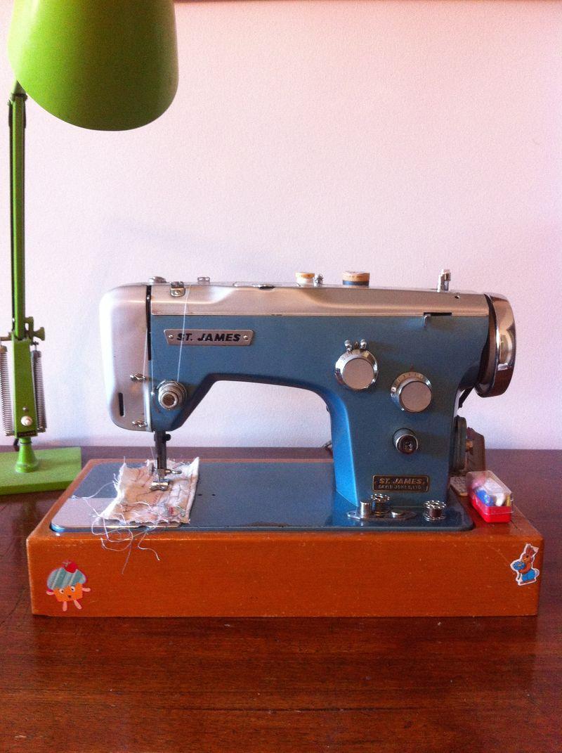 IP - sewing machine