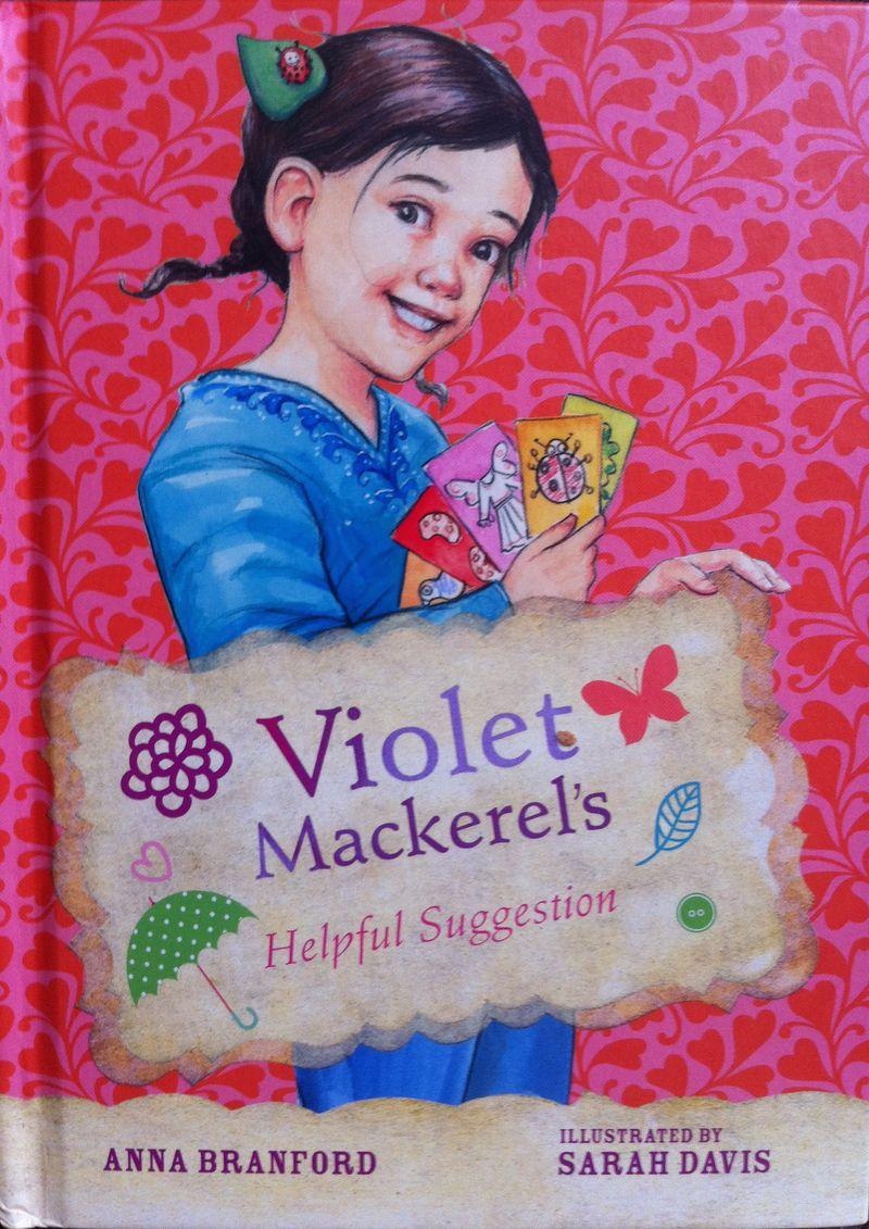 Violet Mackerel's Helpful Suggestion