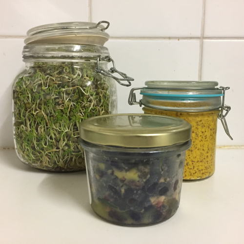 IP - Sprouts  Mustard & Lentils