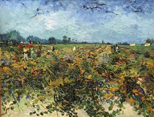 IP - Van Gogh 1