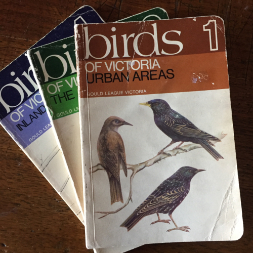 IP - Bird Books 5