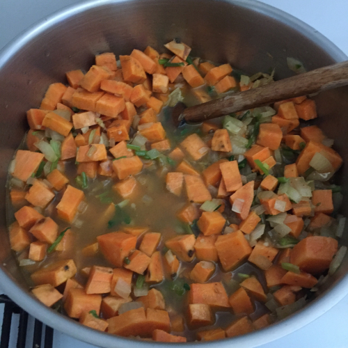 IP  - Sweet Potato Soup 1
