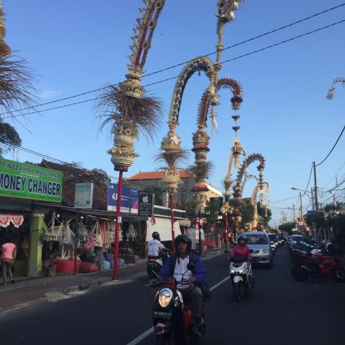Bali - Street 6