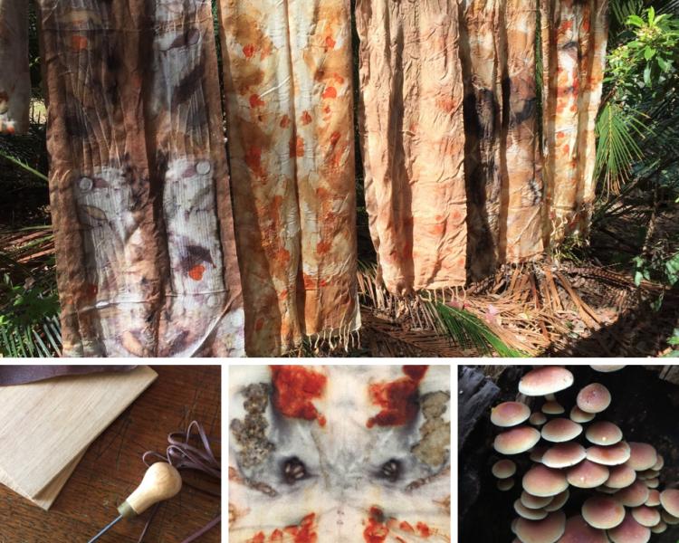 ***Blog Home Page Image - Autumn 2019 Mushrooms