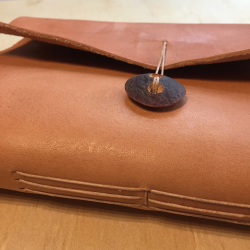 IP - Leather Journal 1