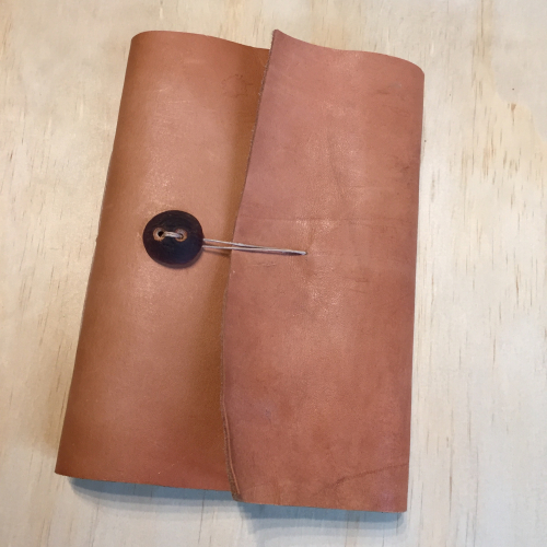 IP - Leather Journal 3