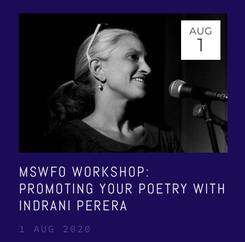 Promoting Your Poetry Workshop