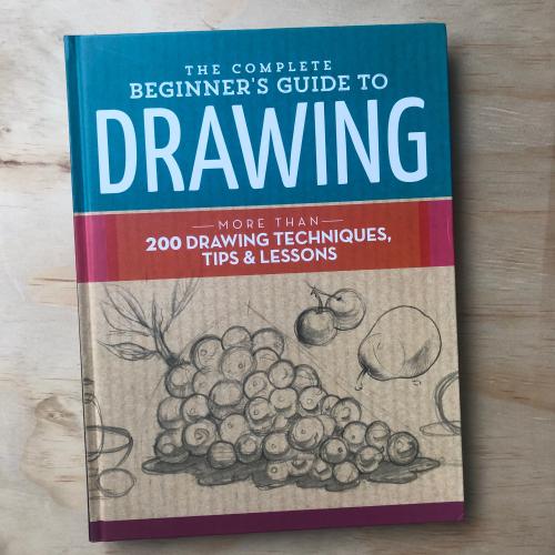 IP - Art Books Beginner Drawing