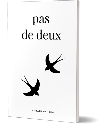 Pas De Deux 3D Cover Mock-up