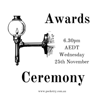 Unpublished Poets Prize Instagram CTAs - Awards Ceremony